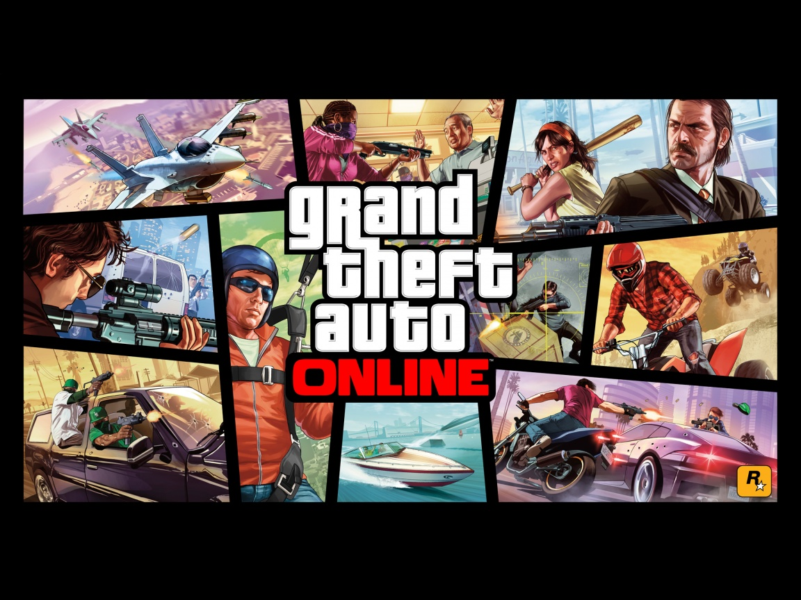 Grand Theft Auto Online Wallpapers HD Wallpapers 1152x864
