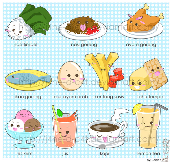 Cute Foods Wallpaper Images Pictures   Becuo 600x566