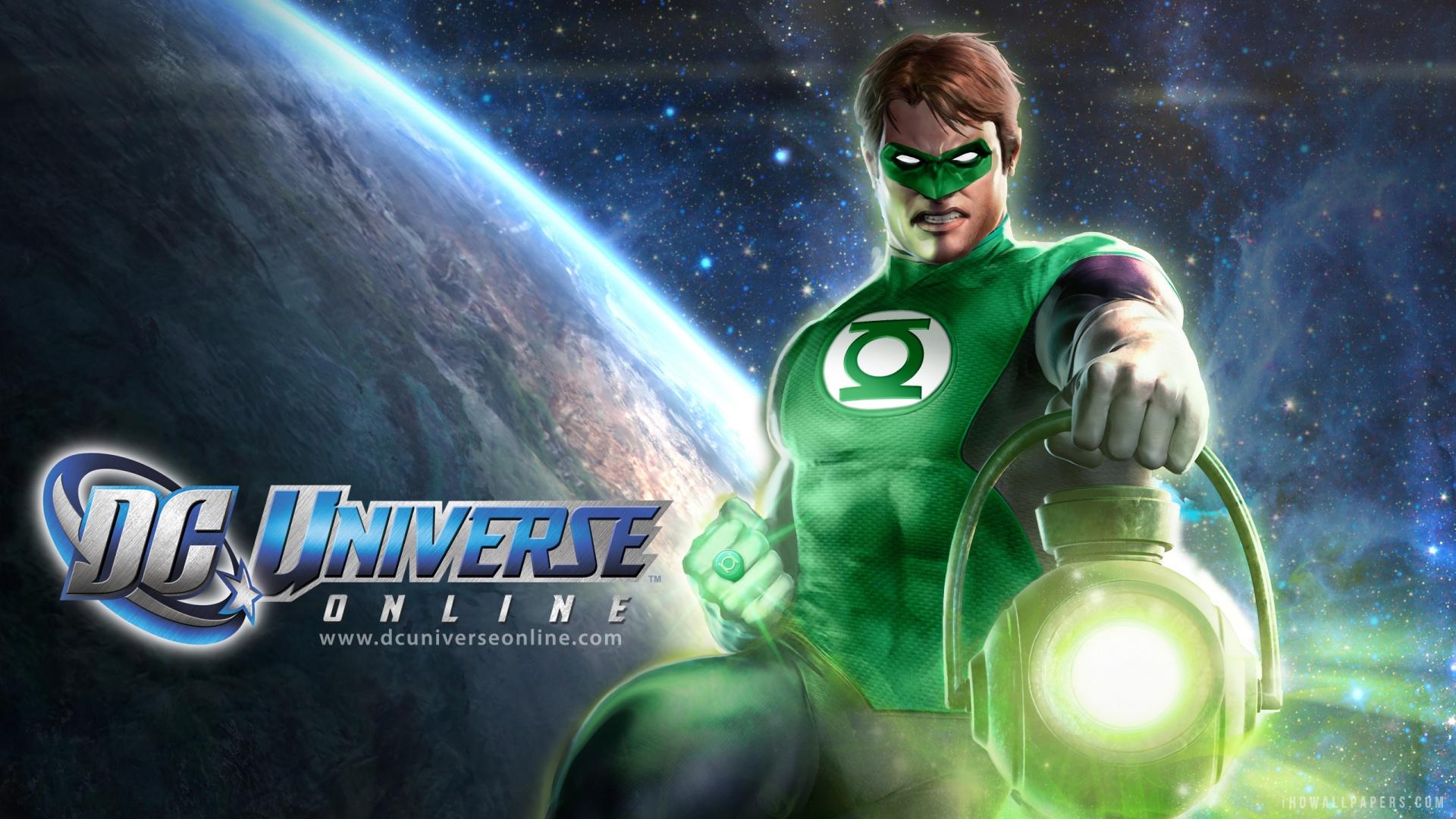 DC Universe Online Green Lantern HD Wallpaper   iHD Wallpapers 1920x1080