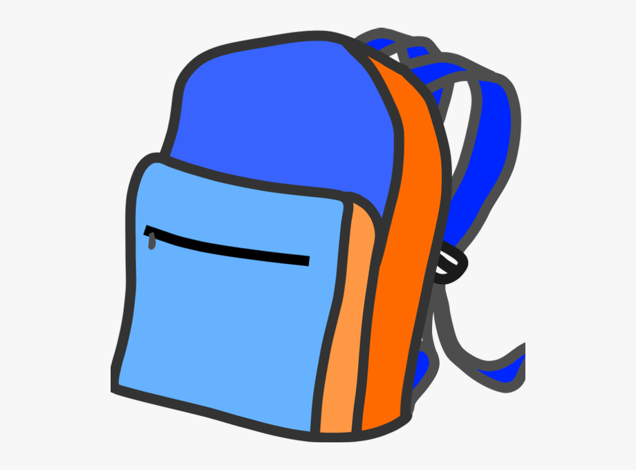 Backpack Clipart Giveaway   Transparent Background Backpack 920x680