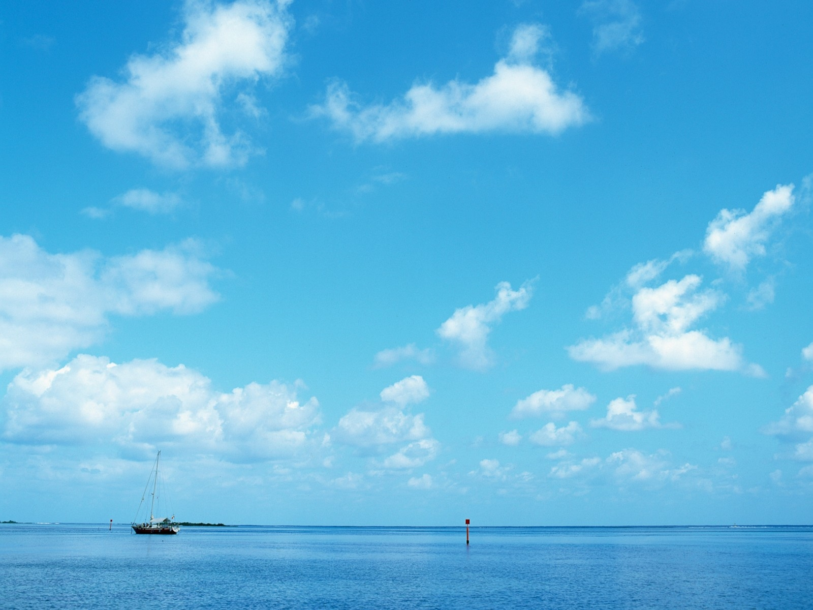 Hd 1600x1200 Sea And Clouds Desktop Wallpapers Backgrounds 1600x1200
