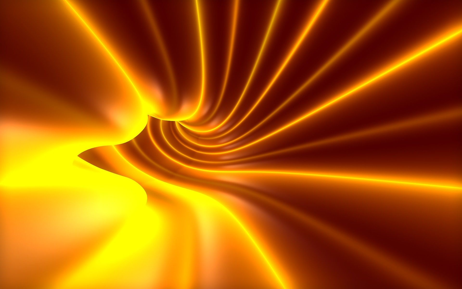 Cool Orange Backgrounds 1920x1200