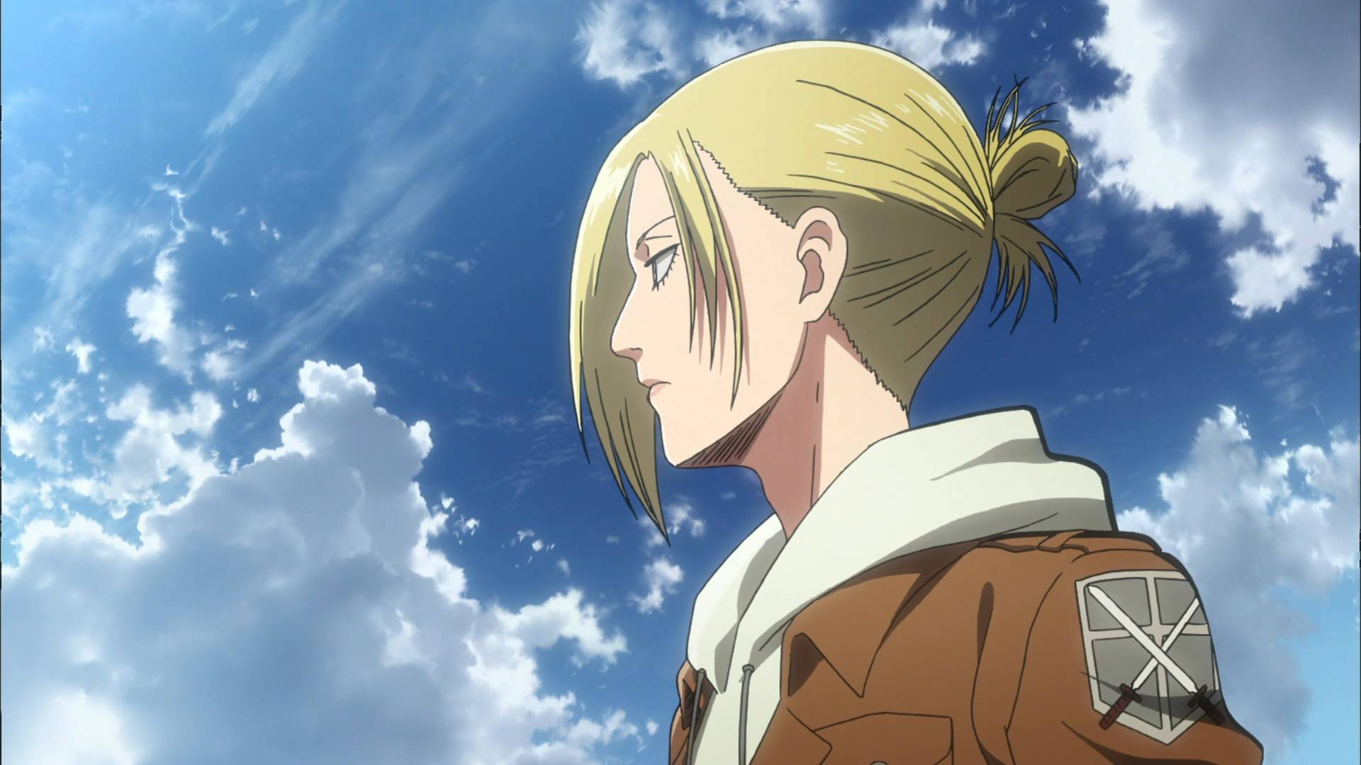 annie leonhart 2   Attack on Titan Wallpaper 1920x1080