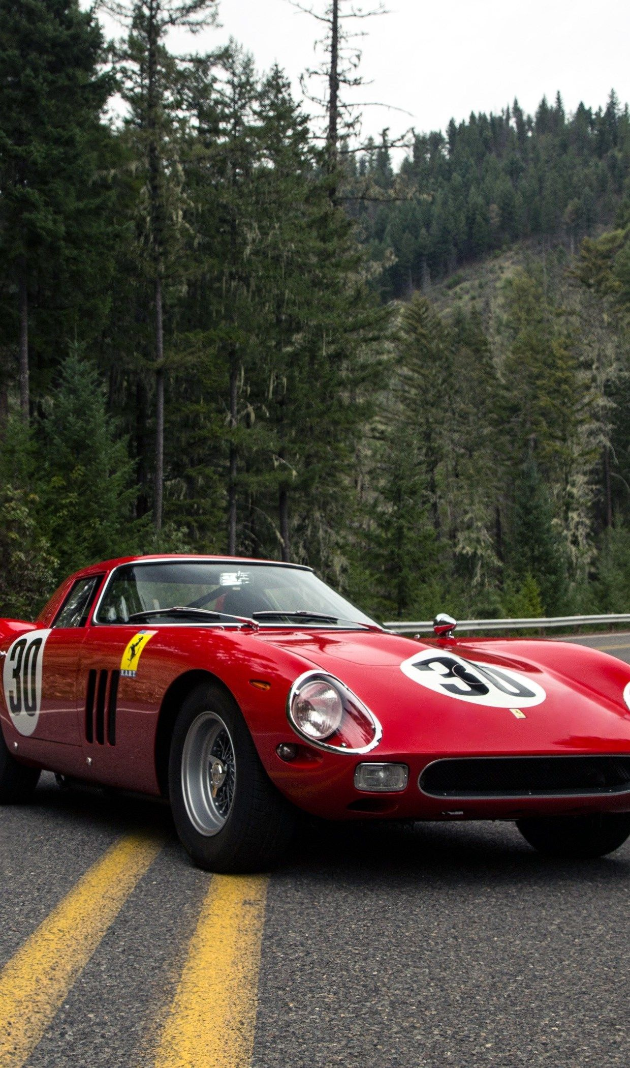 1964 Ferrari 250 GTO by Pininfarina Automobiles and Motorcycles 1240x2100