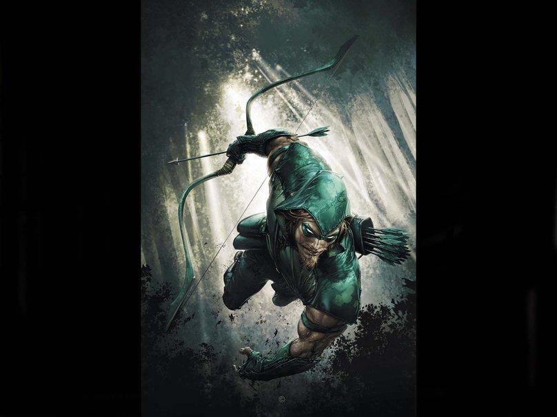Green Arrow Symbol Wallpaper Green Arrow Wallpaper 808x606