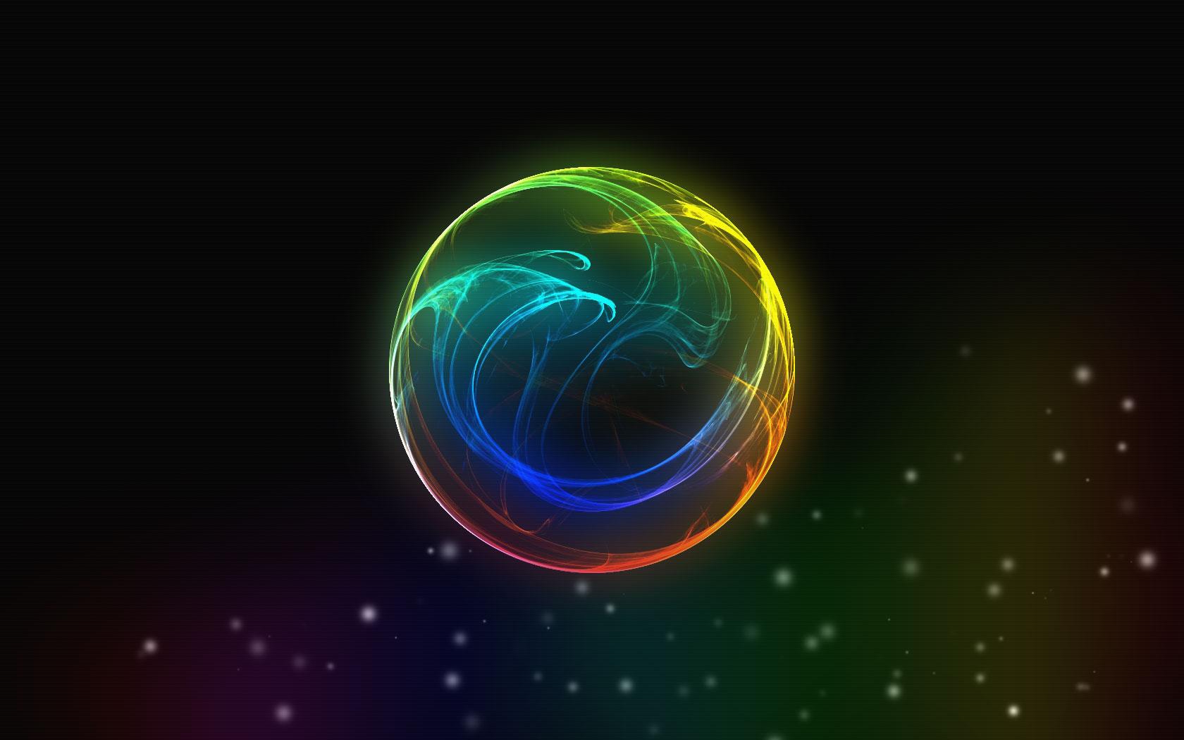 Neon Light Ball Wallpapers Neon Light Ball Myspace Backgrounds Neon 1680x1050