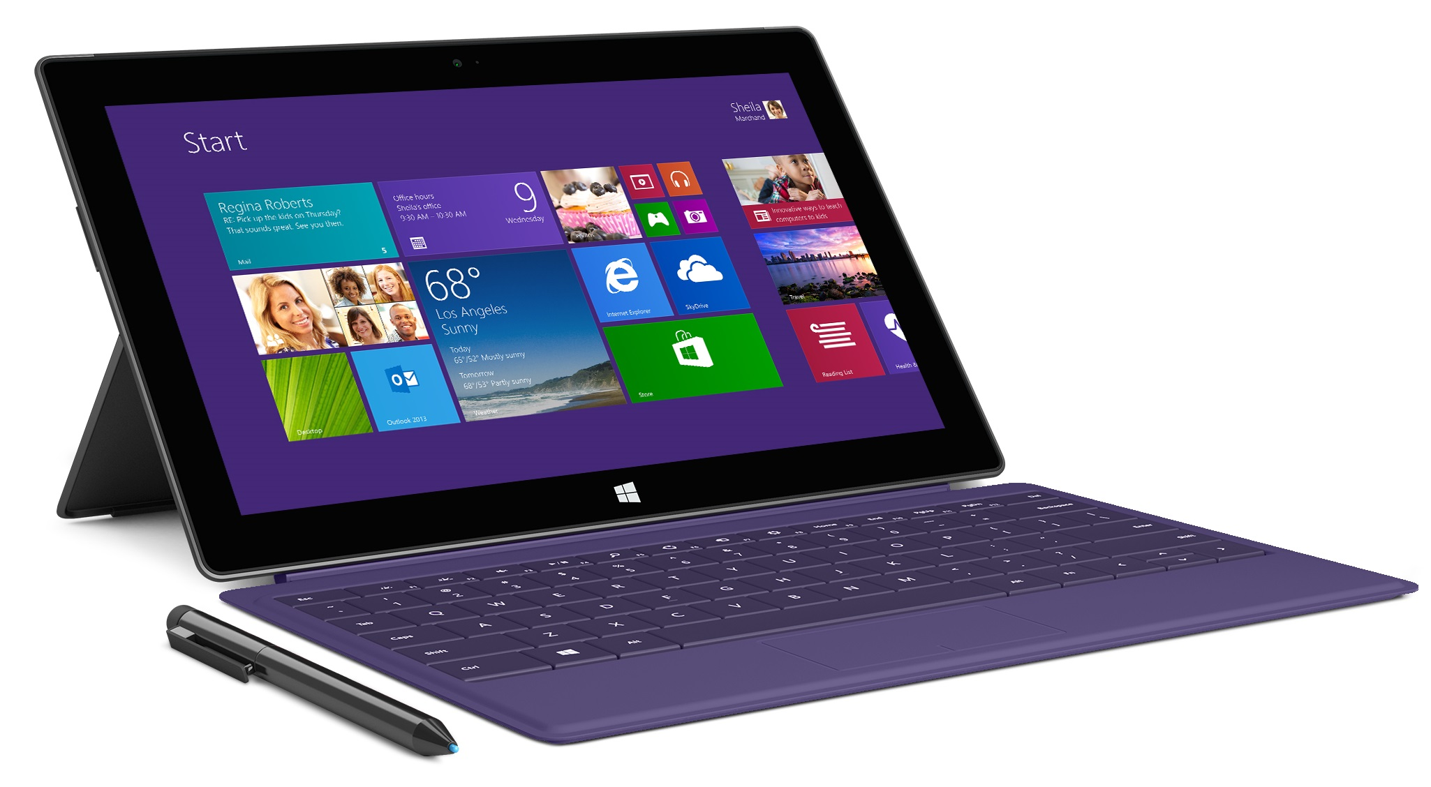 Wallpaper for Surface Tablet