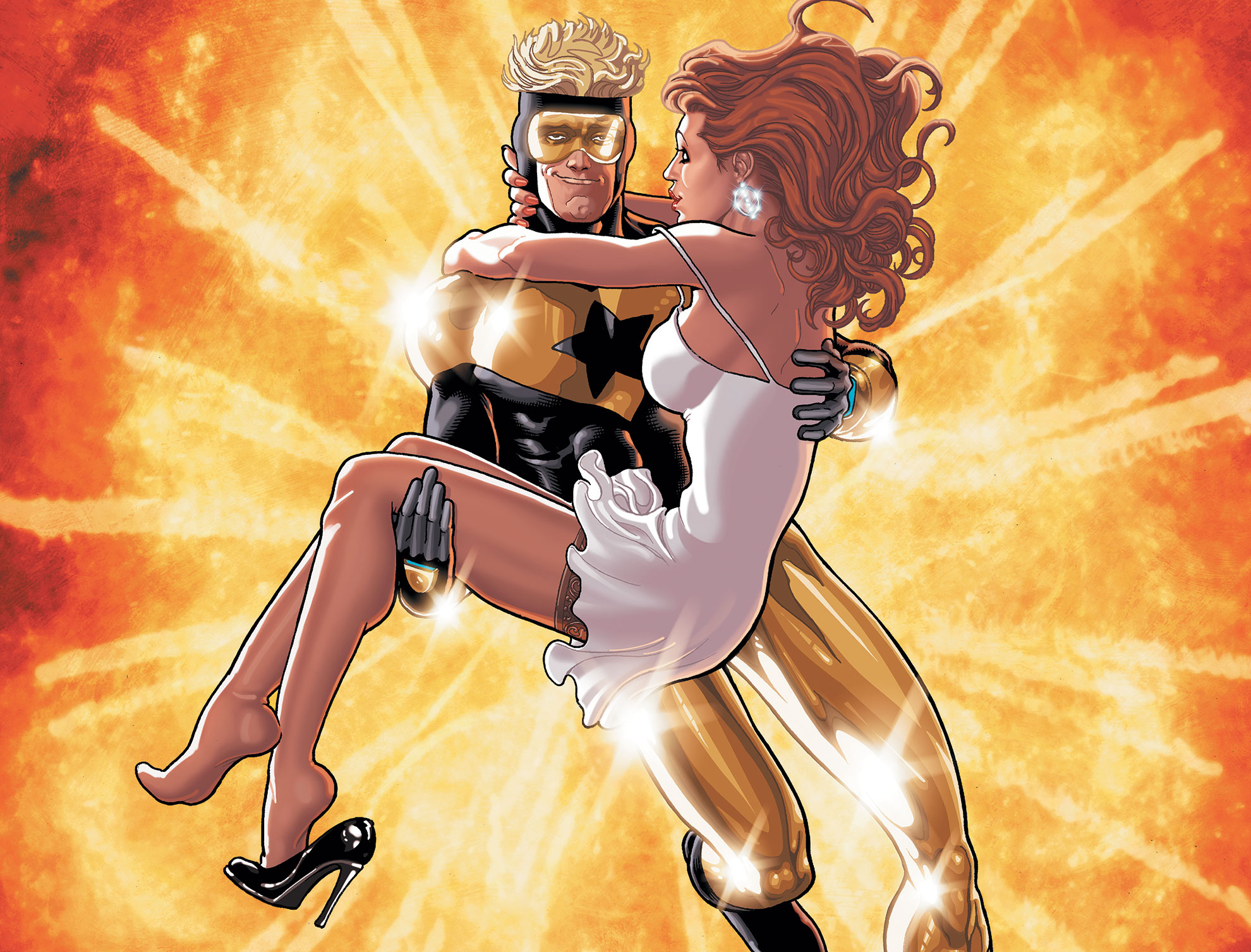 Booster Gold HD Wallpaper Background Image 1980x1507 ID 1980x1507