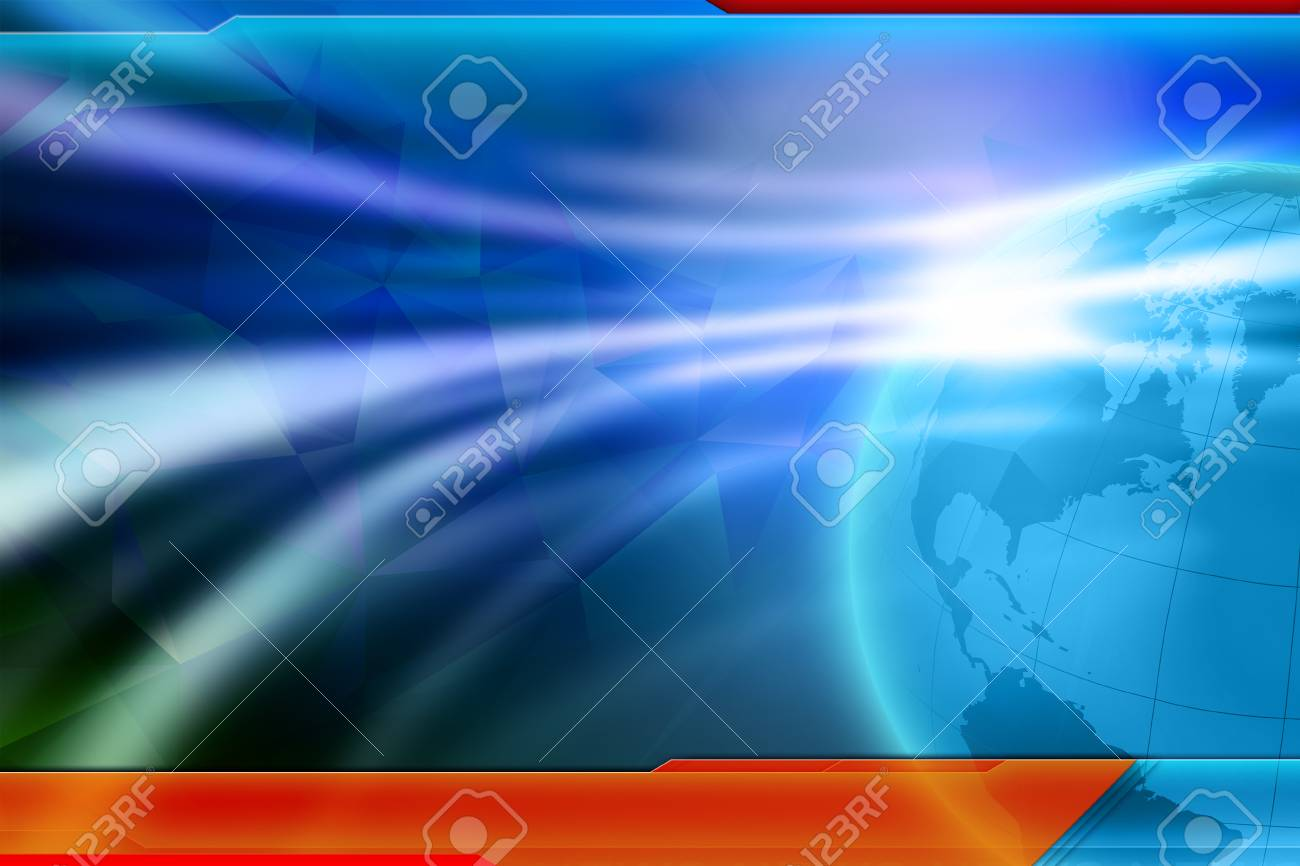 News Background Lower Third Stock Photo Picture And Royalty 1300x866