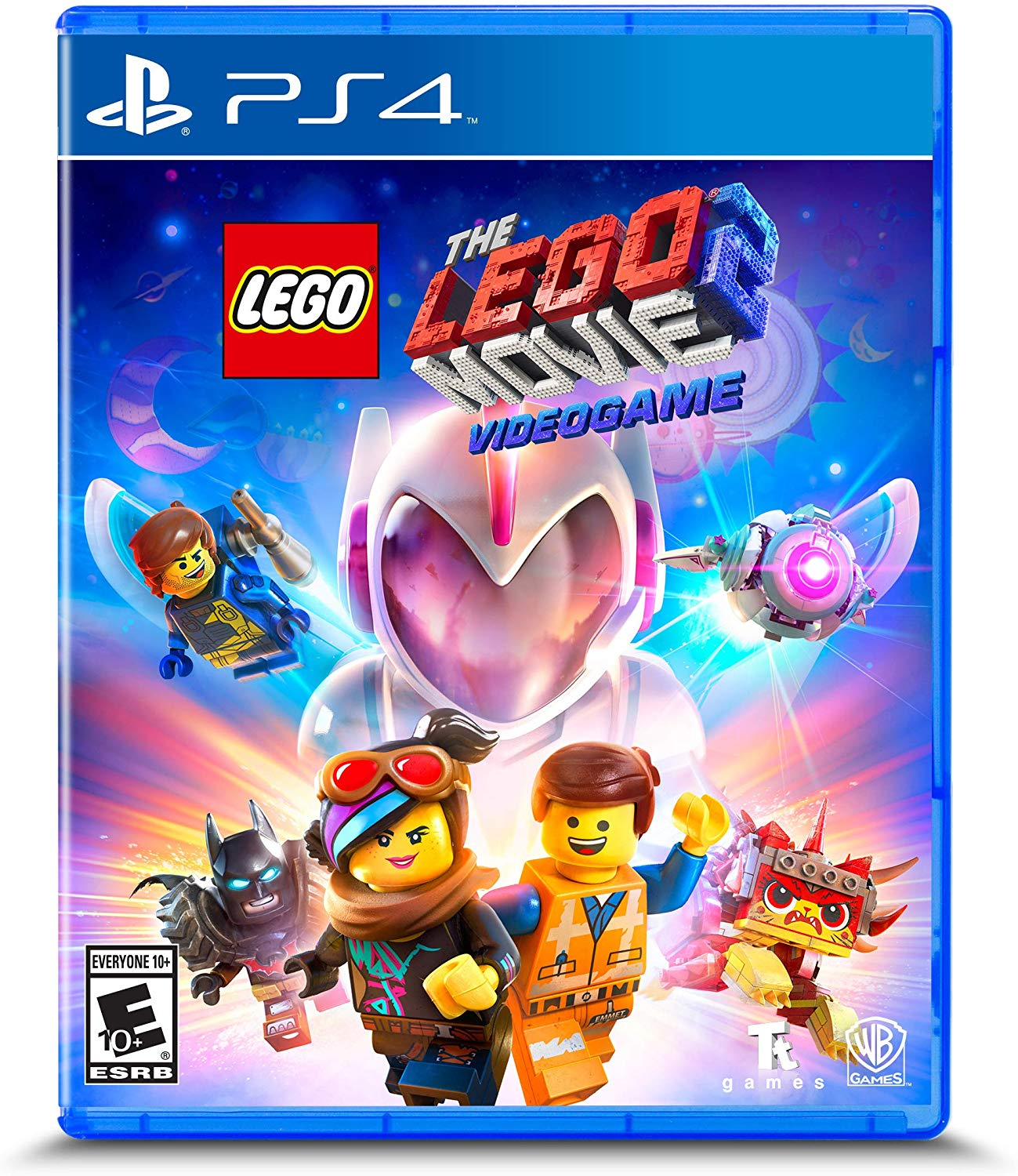 Amazoncom The LEGO Movie 2 Videogame   PlayStation 4 Whv Games 1299x1500