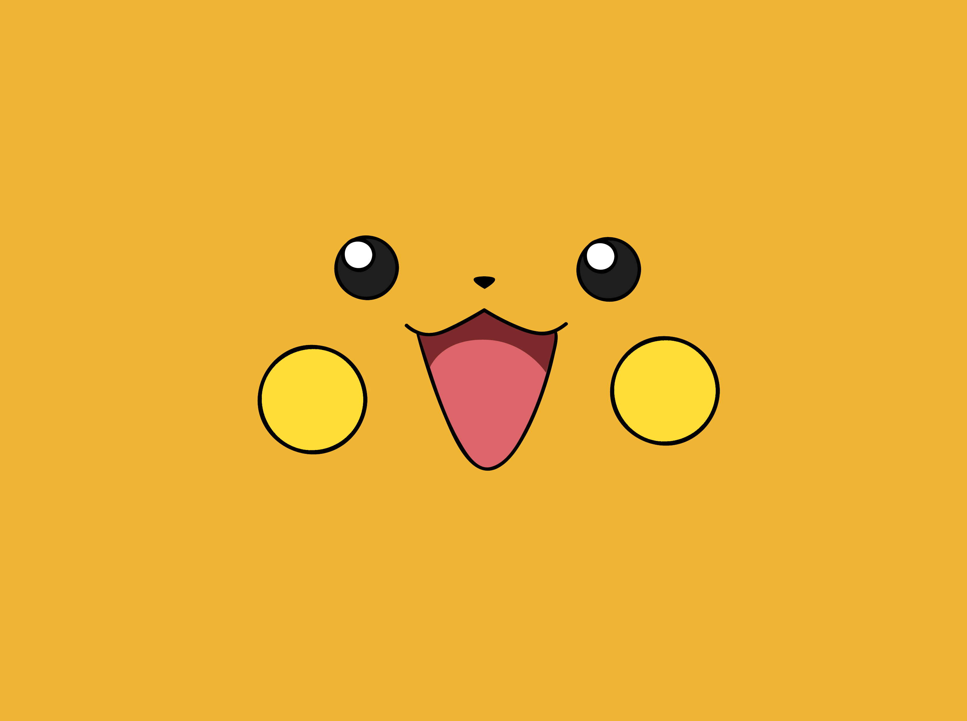 Pokemon   Pikachu Wallpaper HR Just Wallpaperz 3317x2474