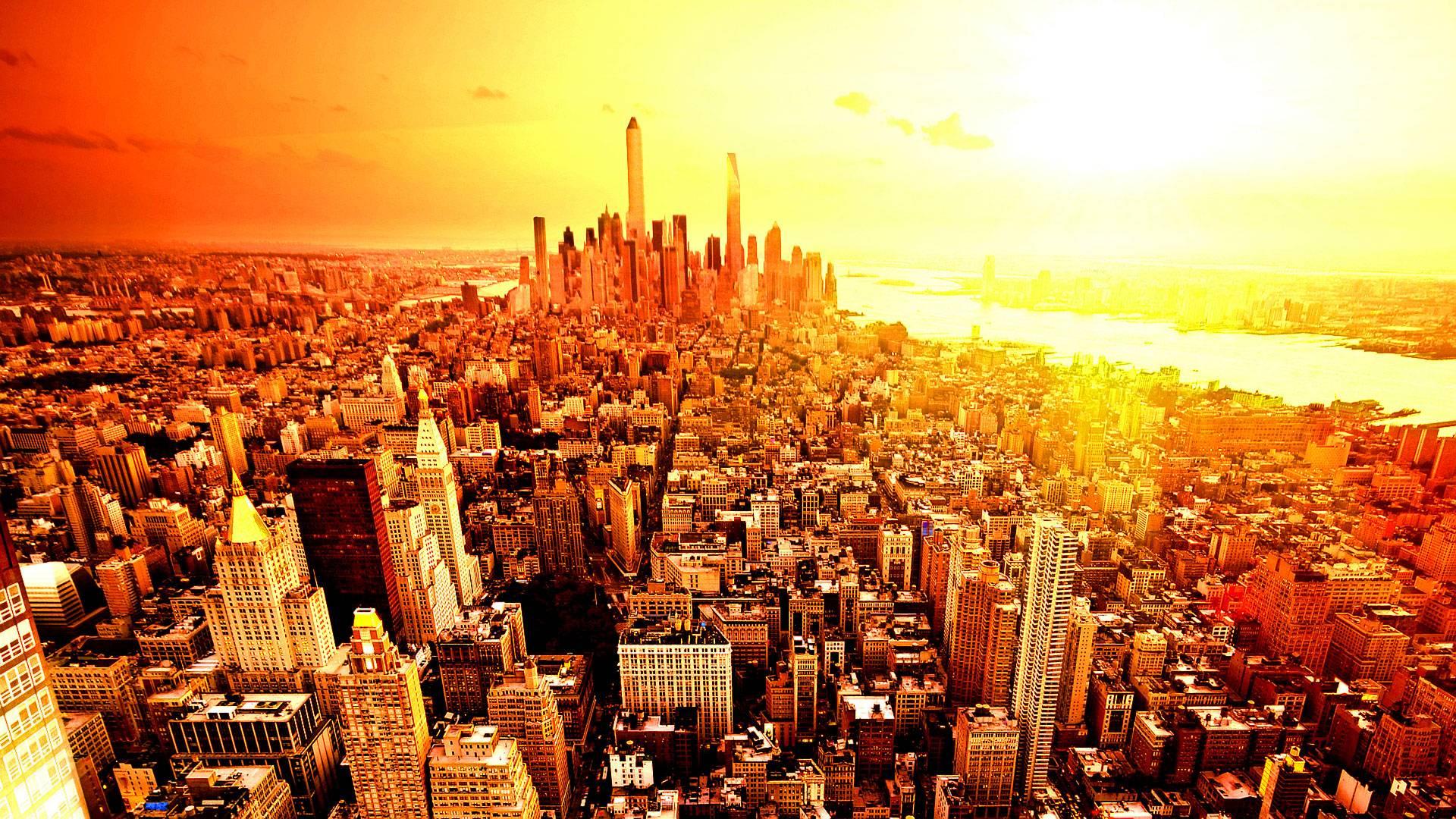New York Skyline Wallpapers 1920x1080
