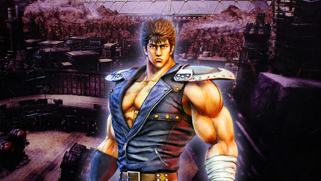 Fist Of The North Star Lost Paradise Review   Be The Tough Boy 1280x720
