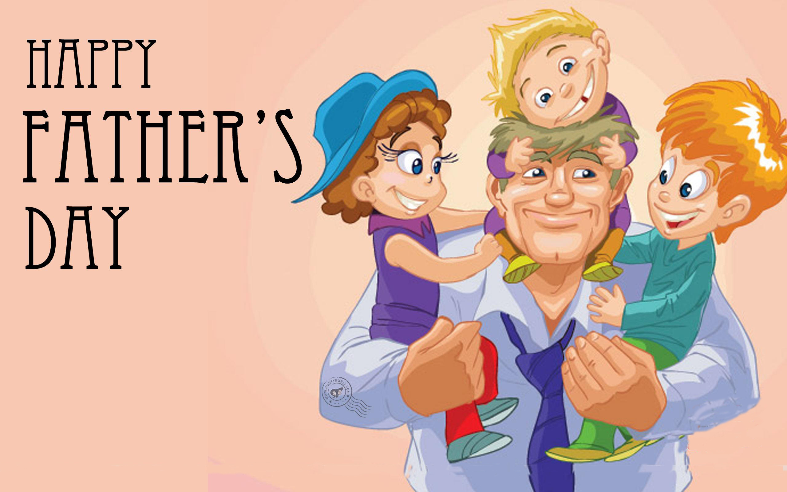 hd happy fathers day wishing wallpapers 2560x1600