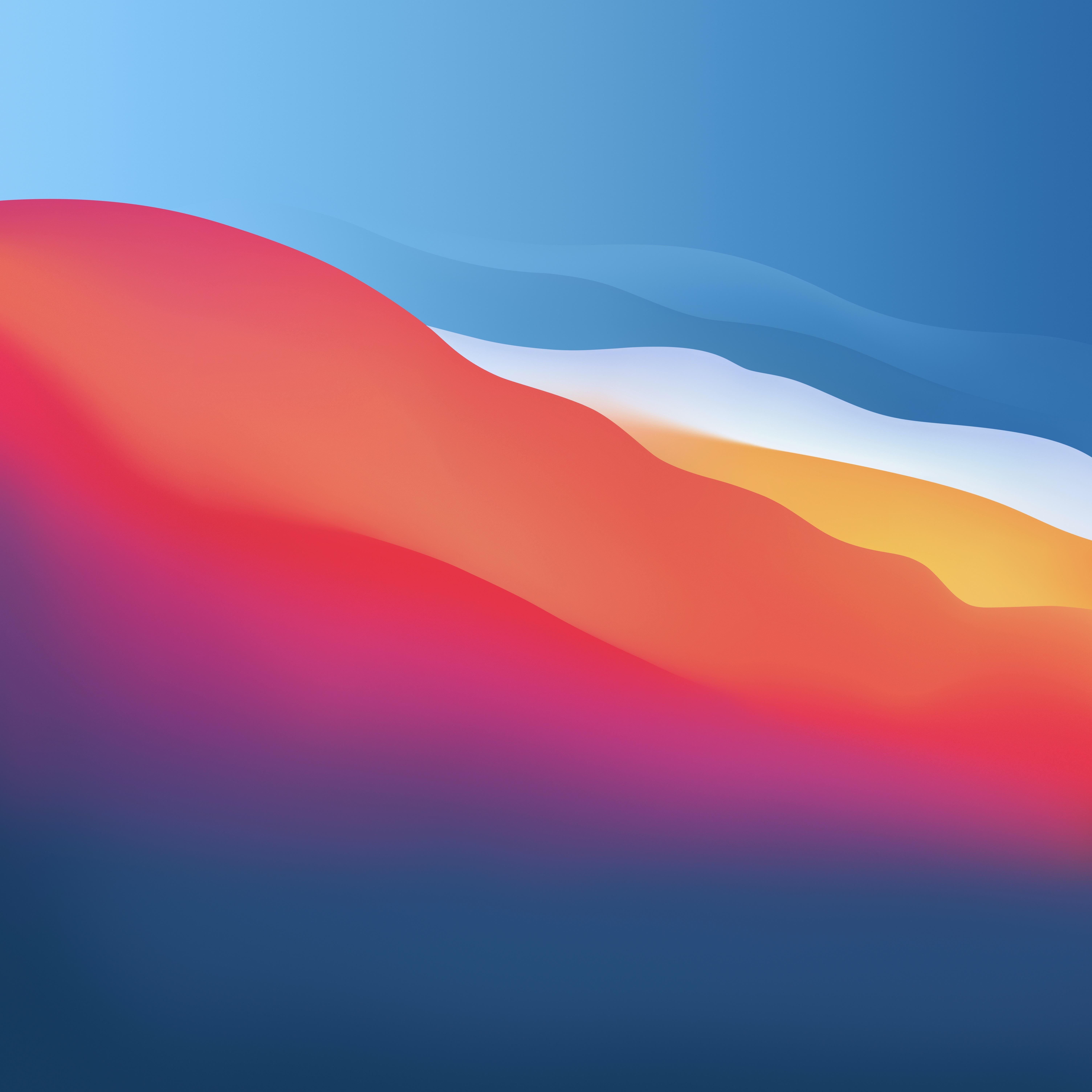 So who else has added this Big Sur wallpaper to their iPad Pro 6016x6016