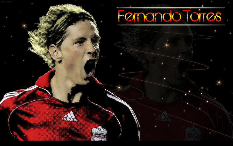Fernando Torres Wallpaper 900x563