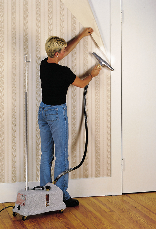 how to remove wallpaper glue How to Remove Wallpaper Using 539x791