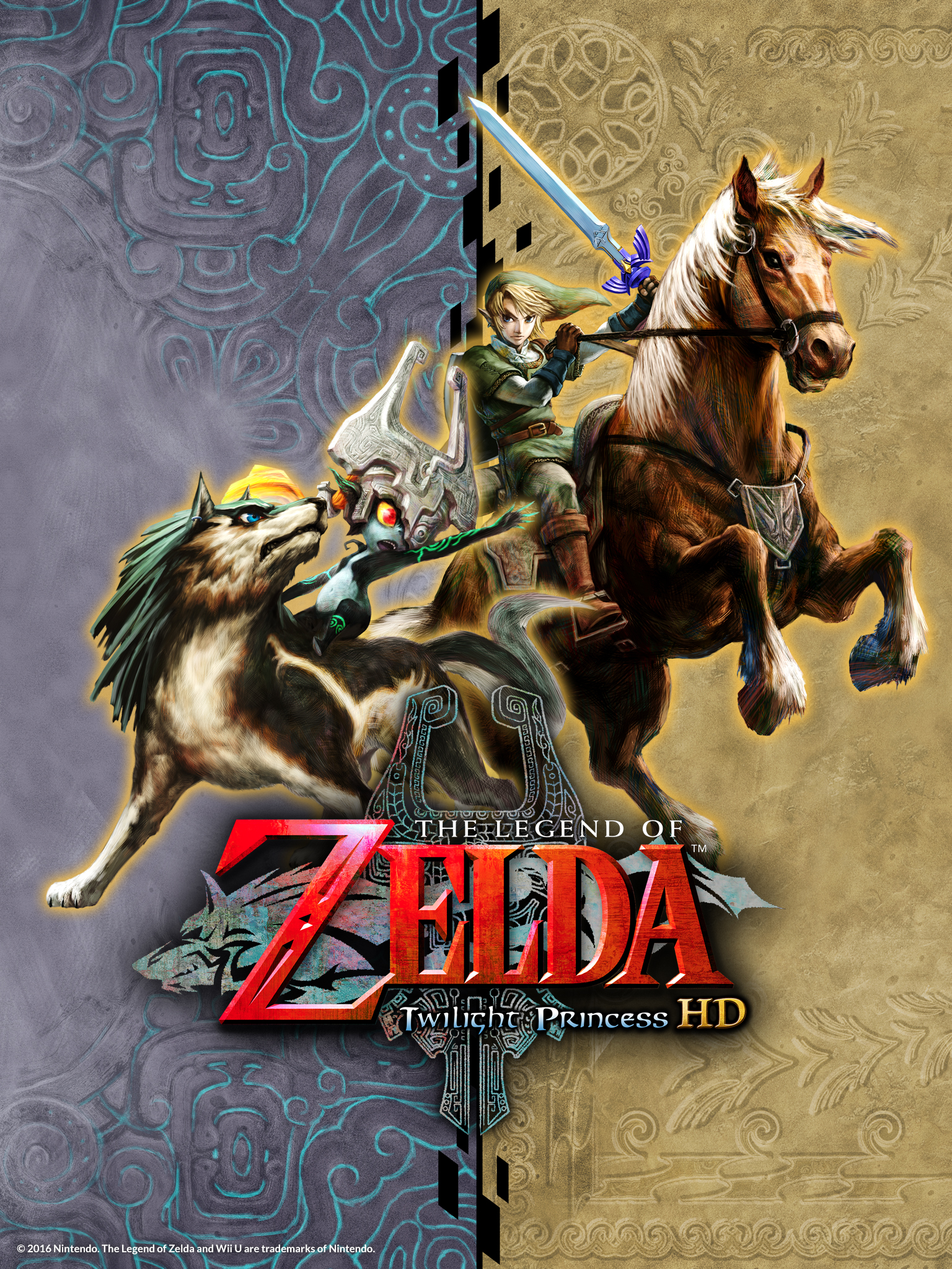 Legend of Zelda Twilight Princess HD for Wii U   Gameplay Videos 1536x2048