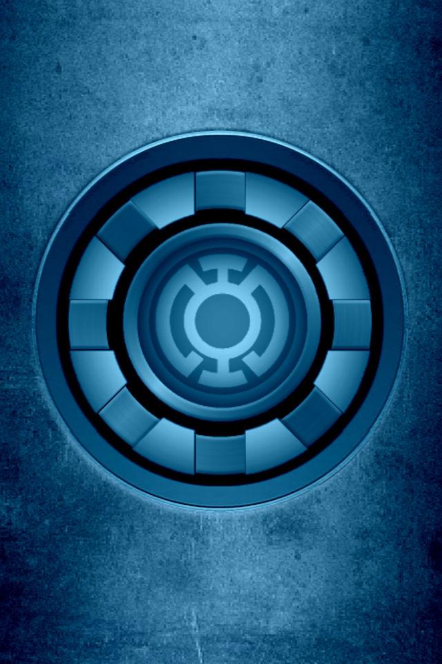 Iron Man Arc Reactor Wallpapers Iron man arc reactor wallpaper 640x960