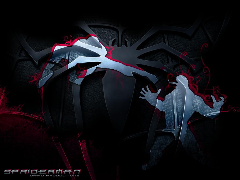 Venom Spiderman Wallpaper Spiderman 3d w