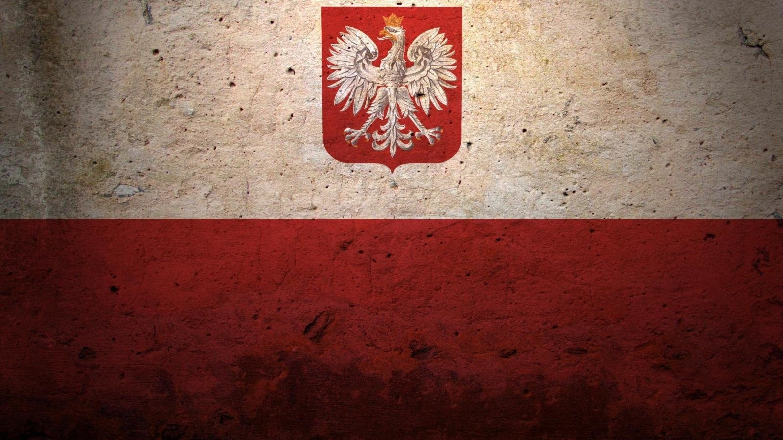 Flag Of Poland Wallpaper and Background Image 1600x900 ID 1600x900