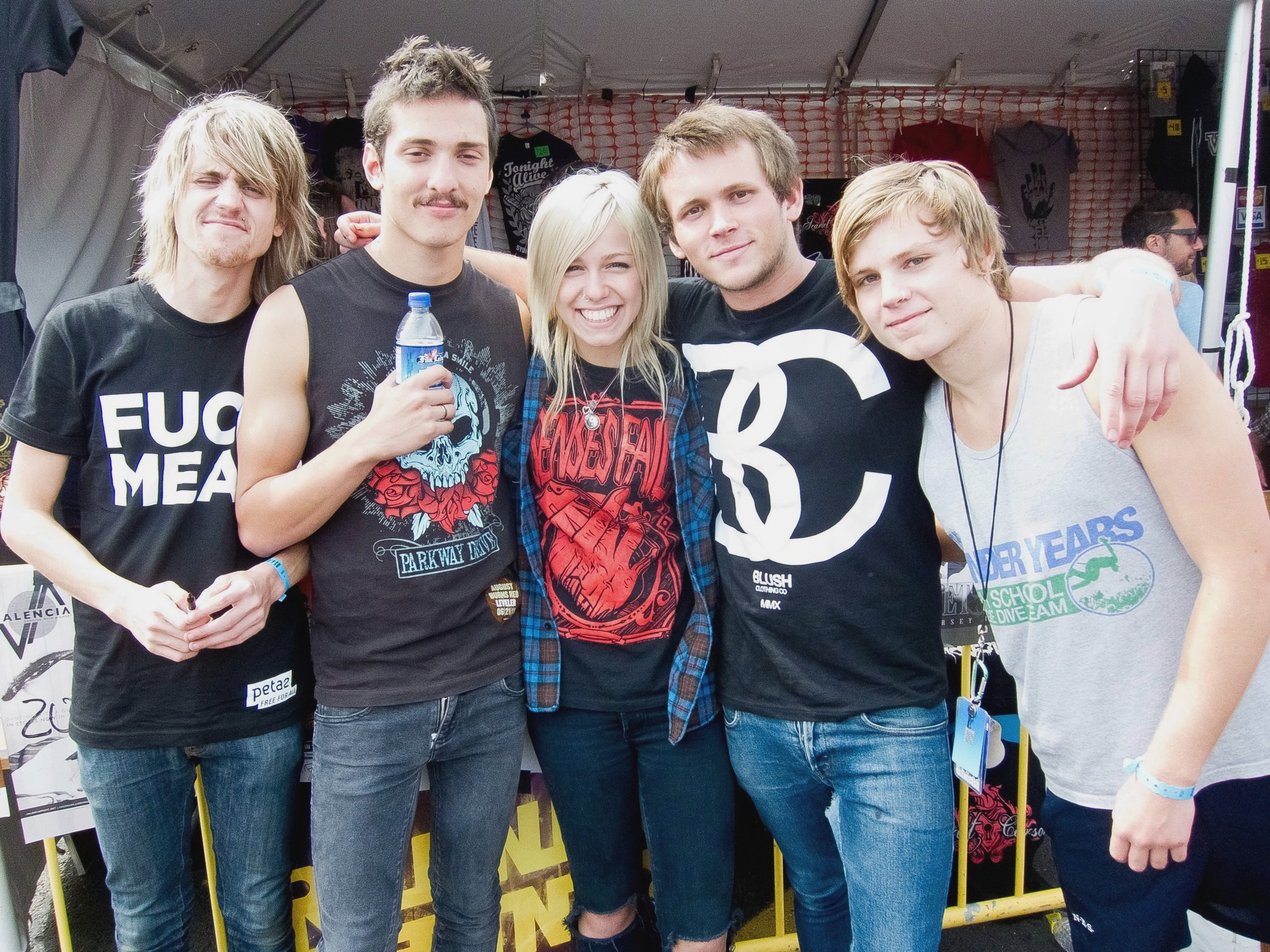 Tonight Alive Wallpapers Hd 2048x1536
