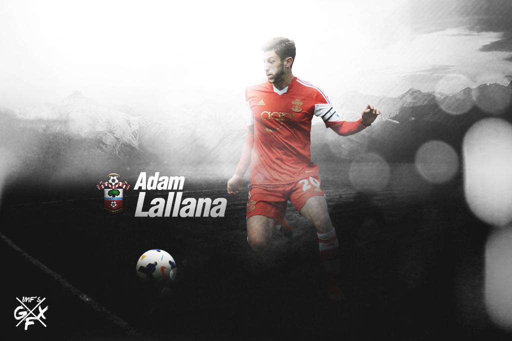 Adam Lallana Wallpapers