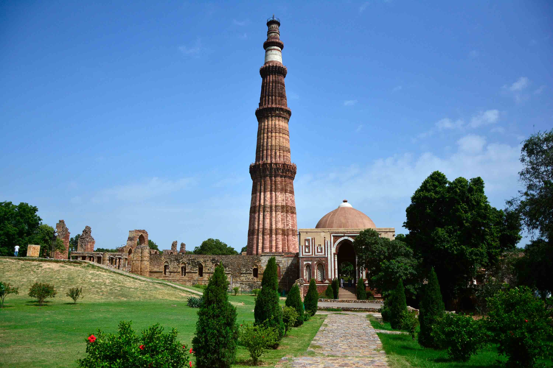 Qutub Minar New Delhi Wallpaper 28428   Baltana 3000x2000