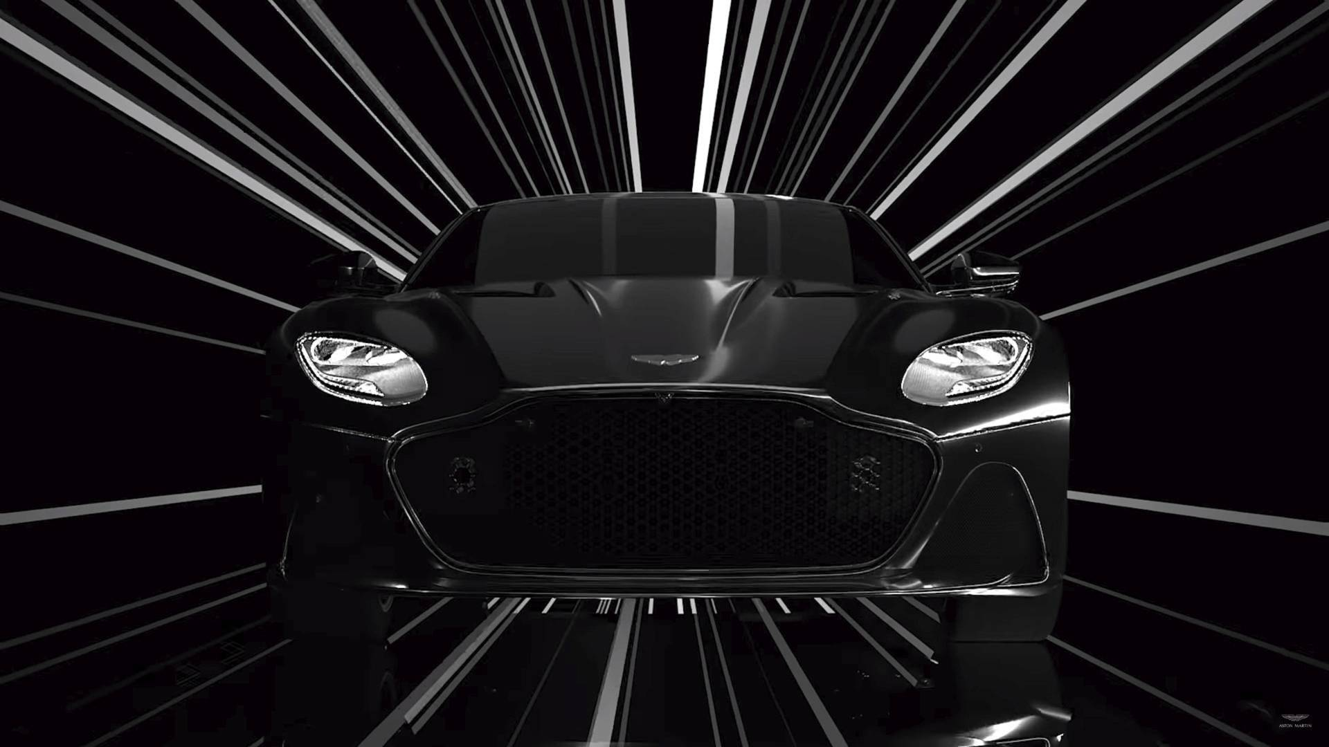 Aston Martin DBS Superleggera Makes An Artistic Film Bebut 1920x1080