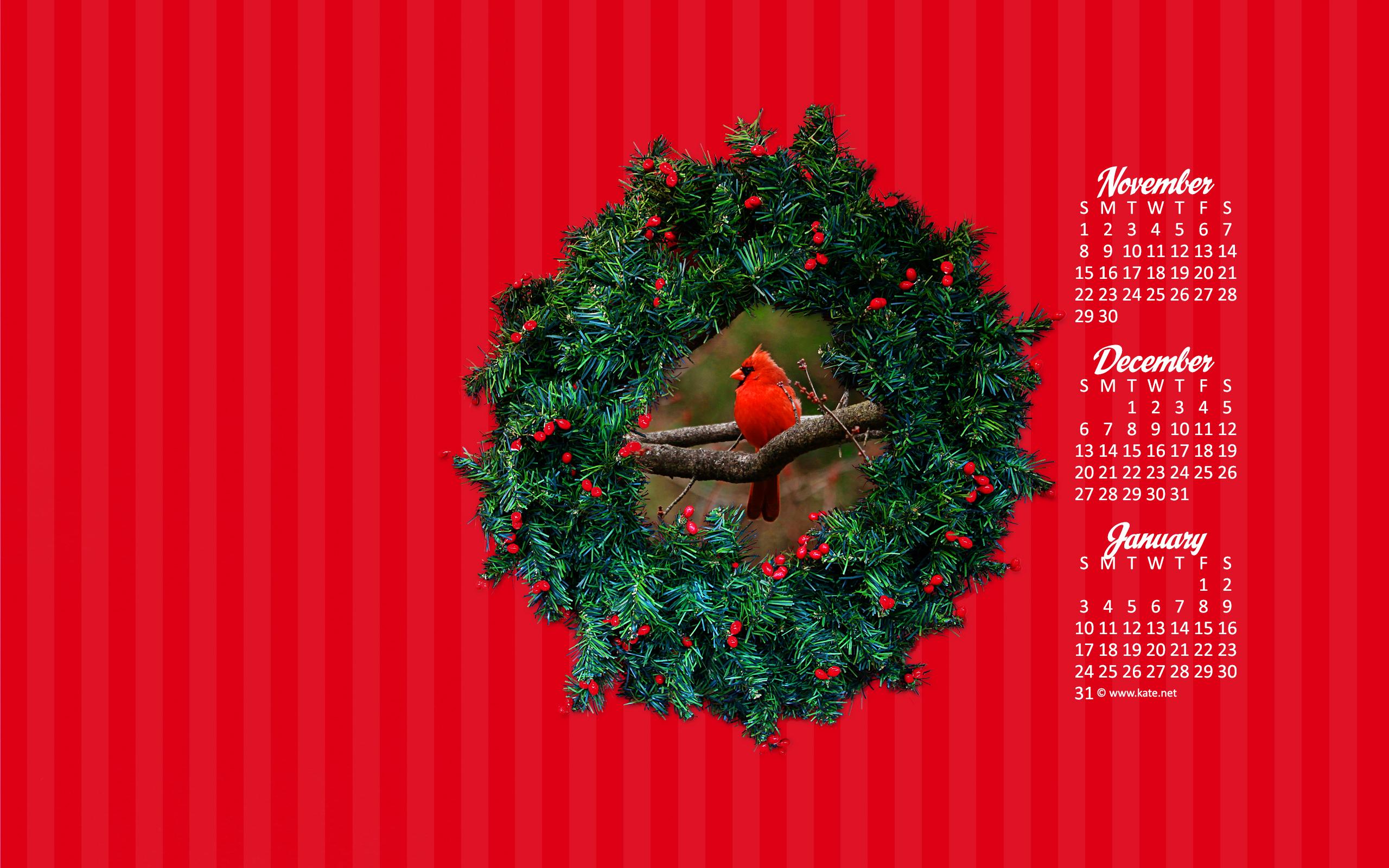 Calendar Wallpapers Desktop Wallpapers by Katenet 2560x1600