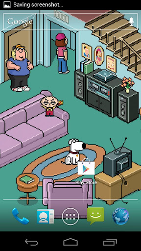 Family Guy Live Wallpaper android live wallpaper 288x512