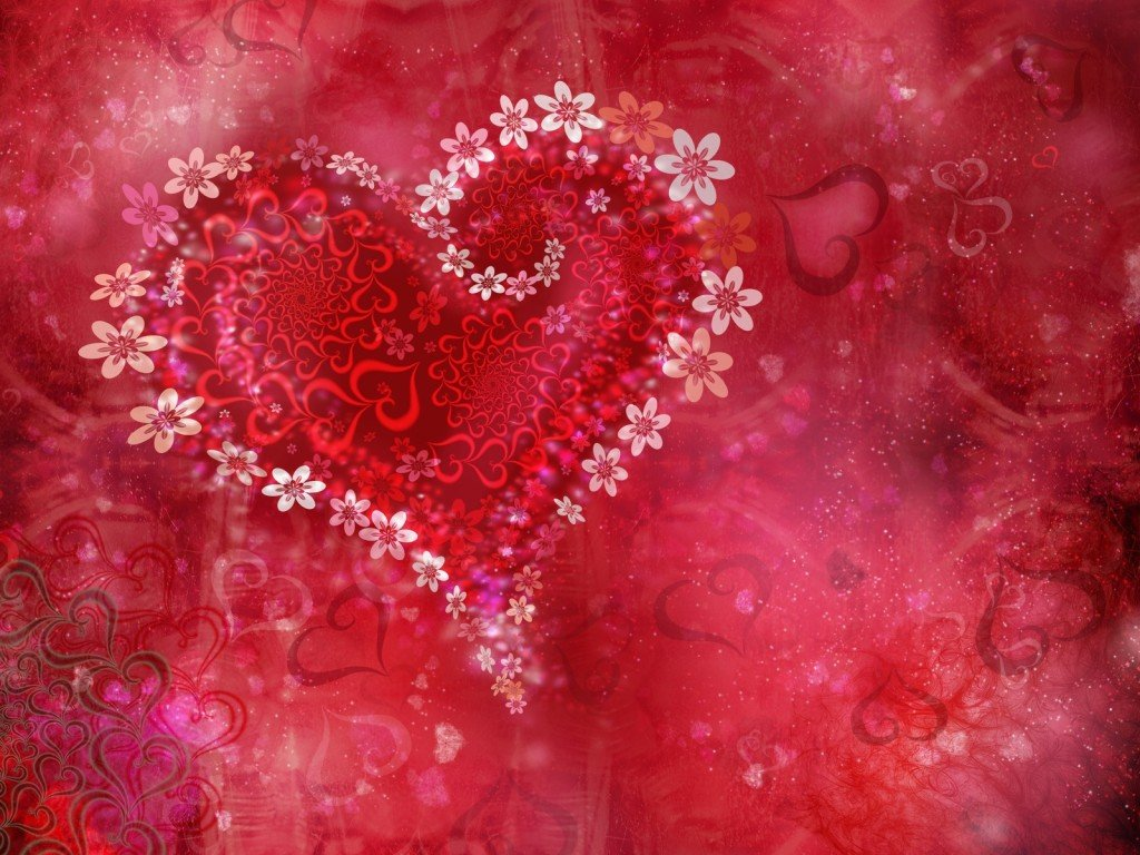 Valentine Wallpapers For XP Valentines Day 1024x768