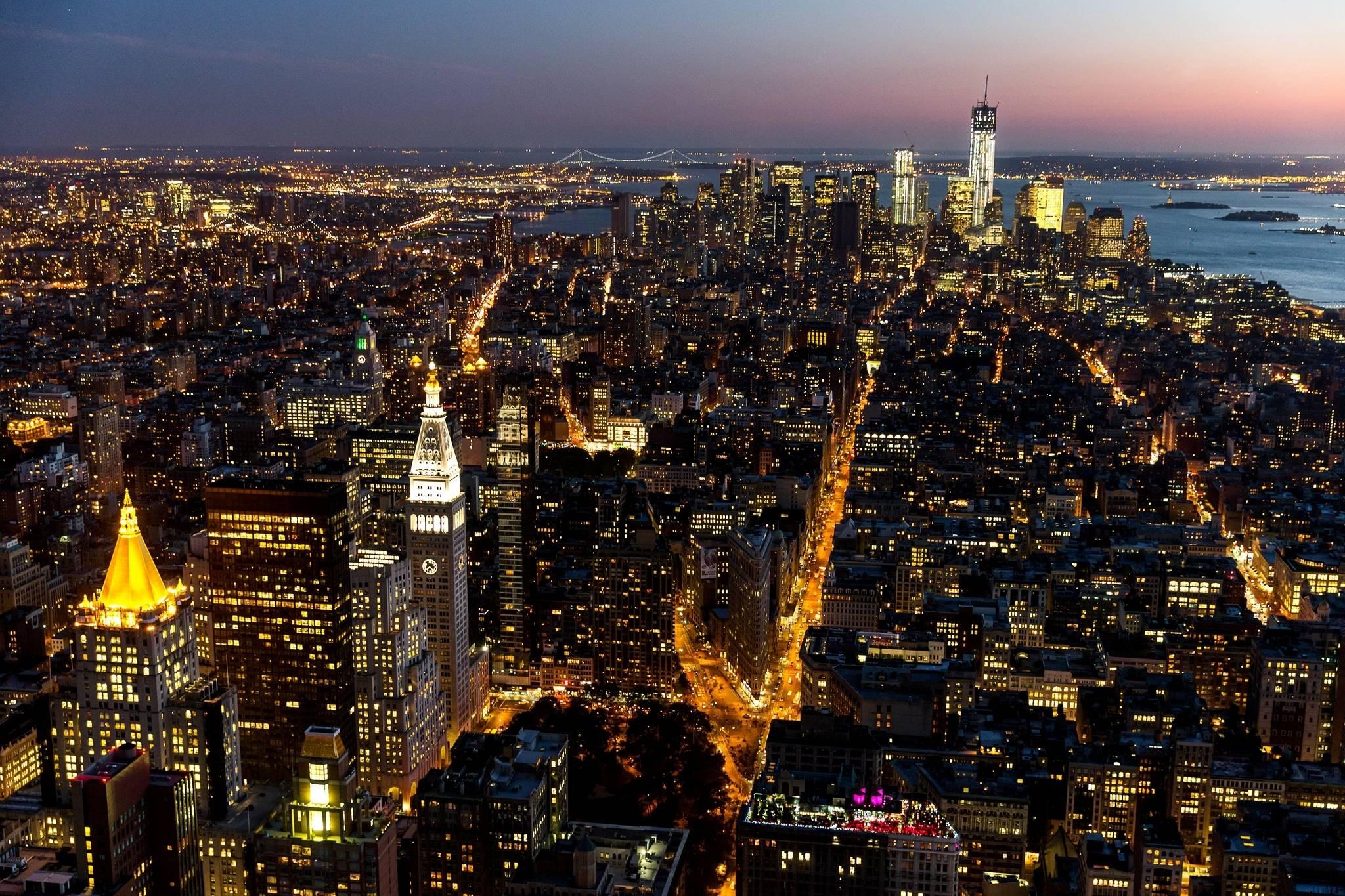 New York City Wallpapers 2048x1365