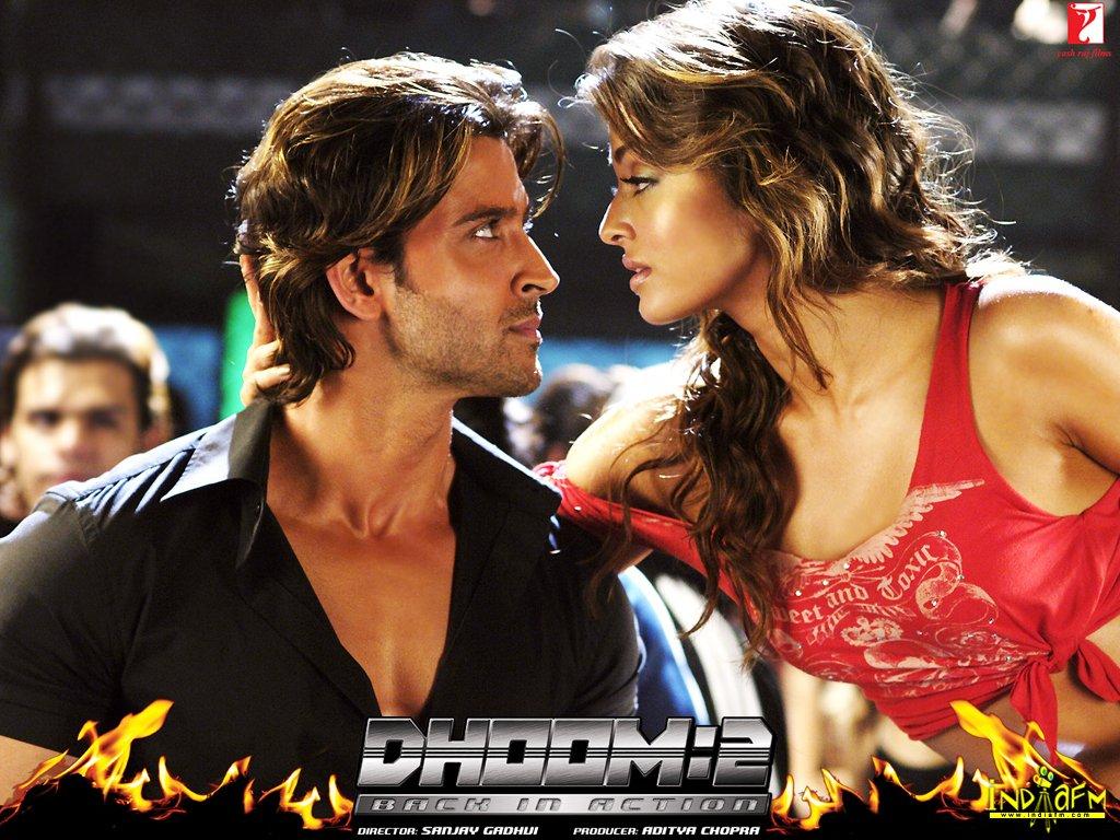 dhoom 2   Bollywood Wallpaper 379025 1024x768