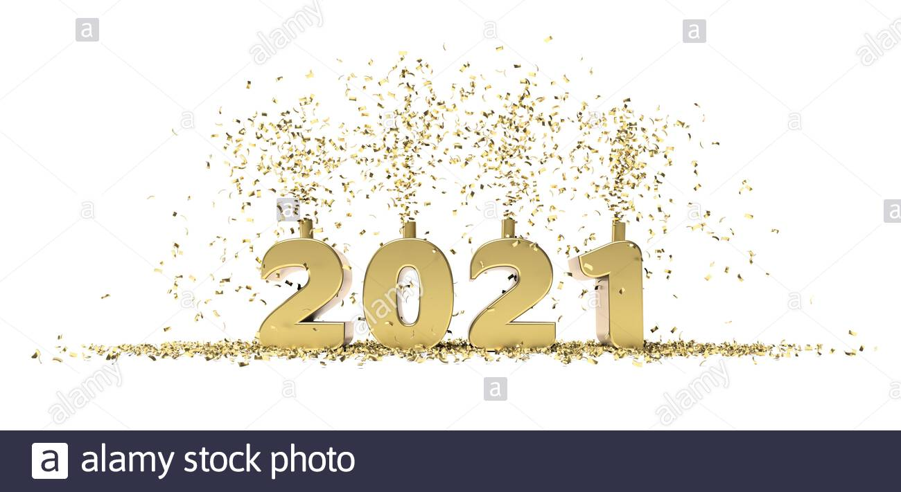 Happy New Year 2021 High Resolution Stock Photography and Images 1300x711