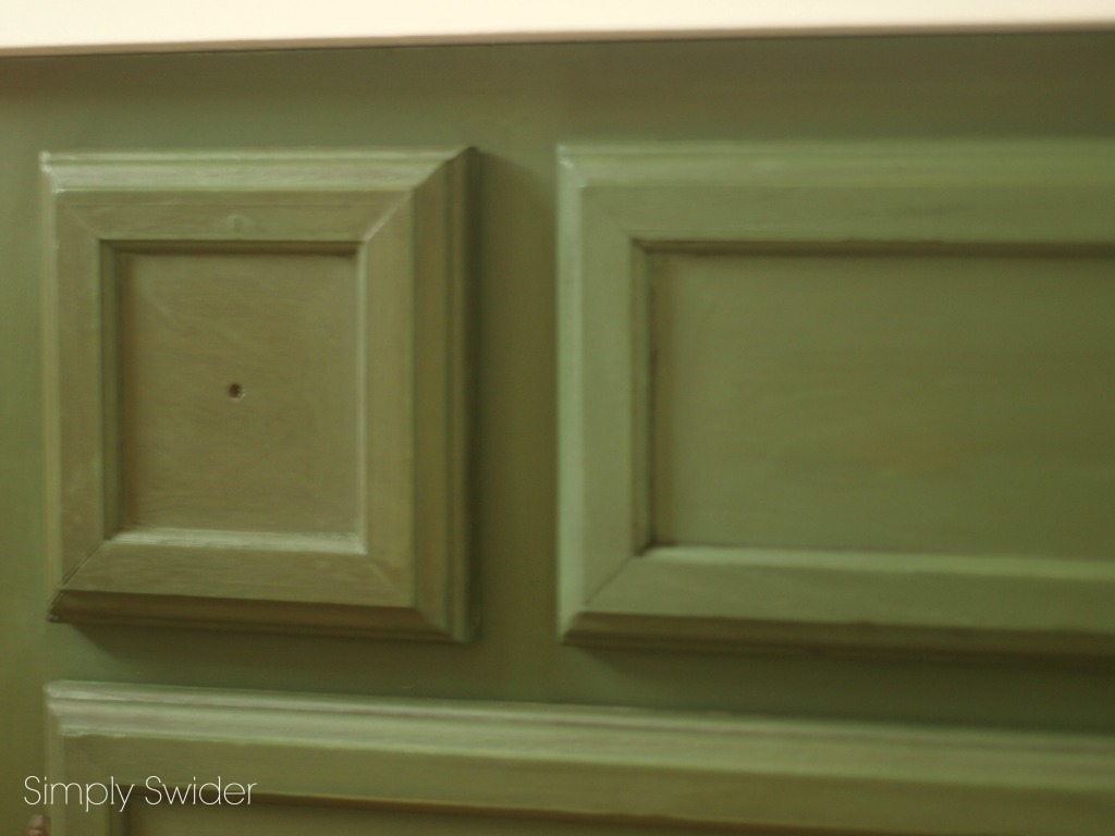Make laminate cabinets look high end with Milk Paint   Simply Swider 1024x768