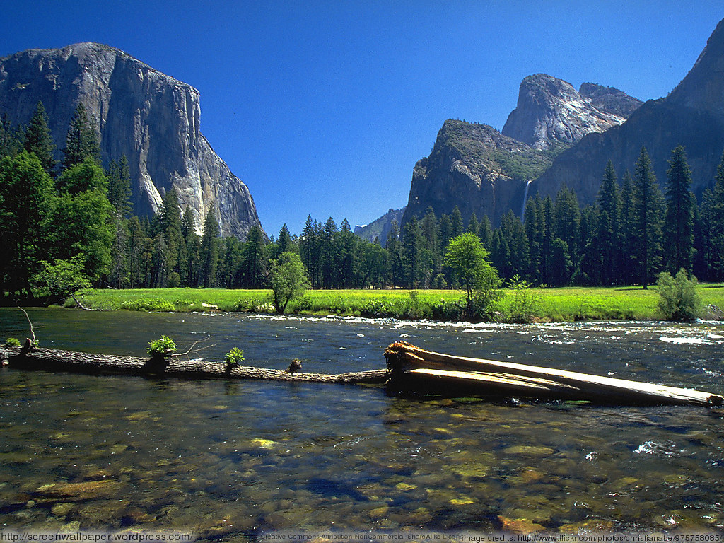 Yosemite National Park California just great wallpapers 1024x768
