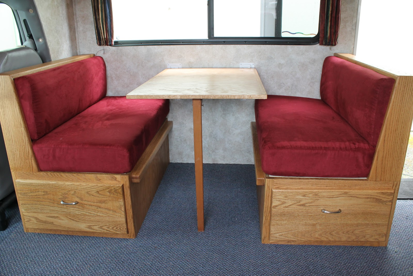 Rv Kitchen Table Cushions
