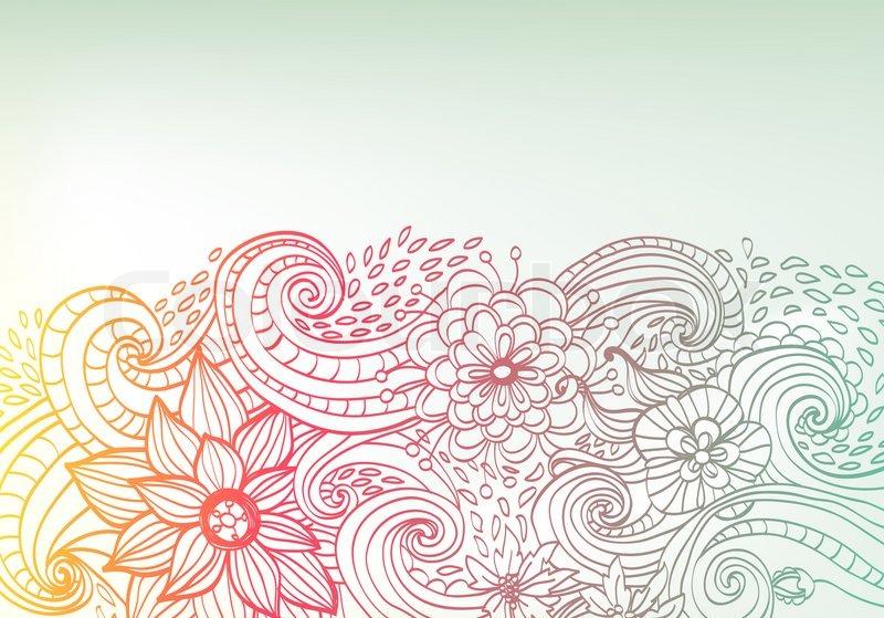Doodle Background - WallpaperSafari