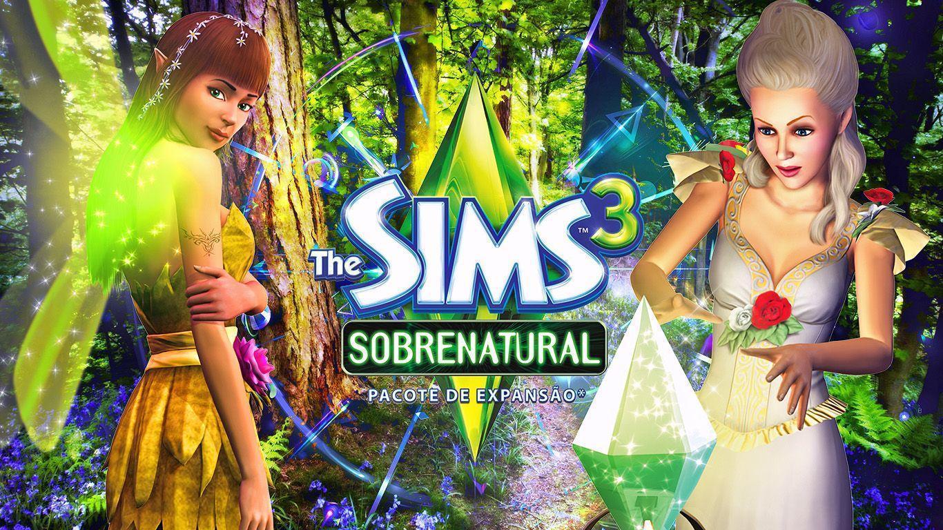 Free Download The Sims Wallpapers 1366x768 For Your