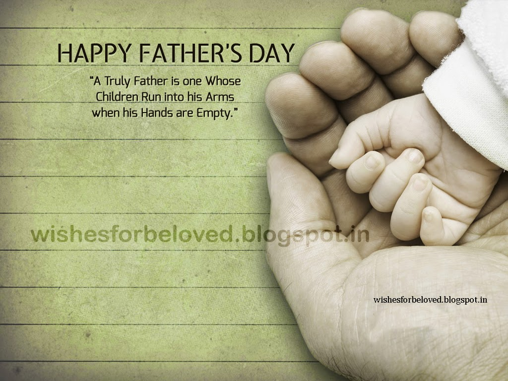 Wish Your Beloved Happy Fathers Day Pictures Phots Images 1024x768