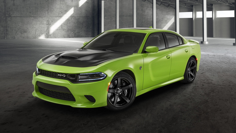 2020 Dodge Charger Srt Hellcat Widebody Front Three Quarter