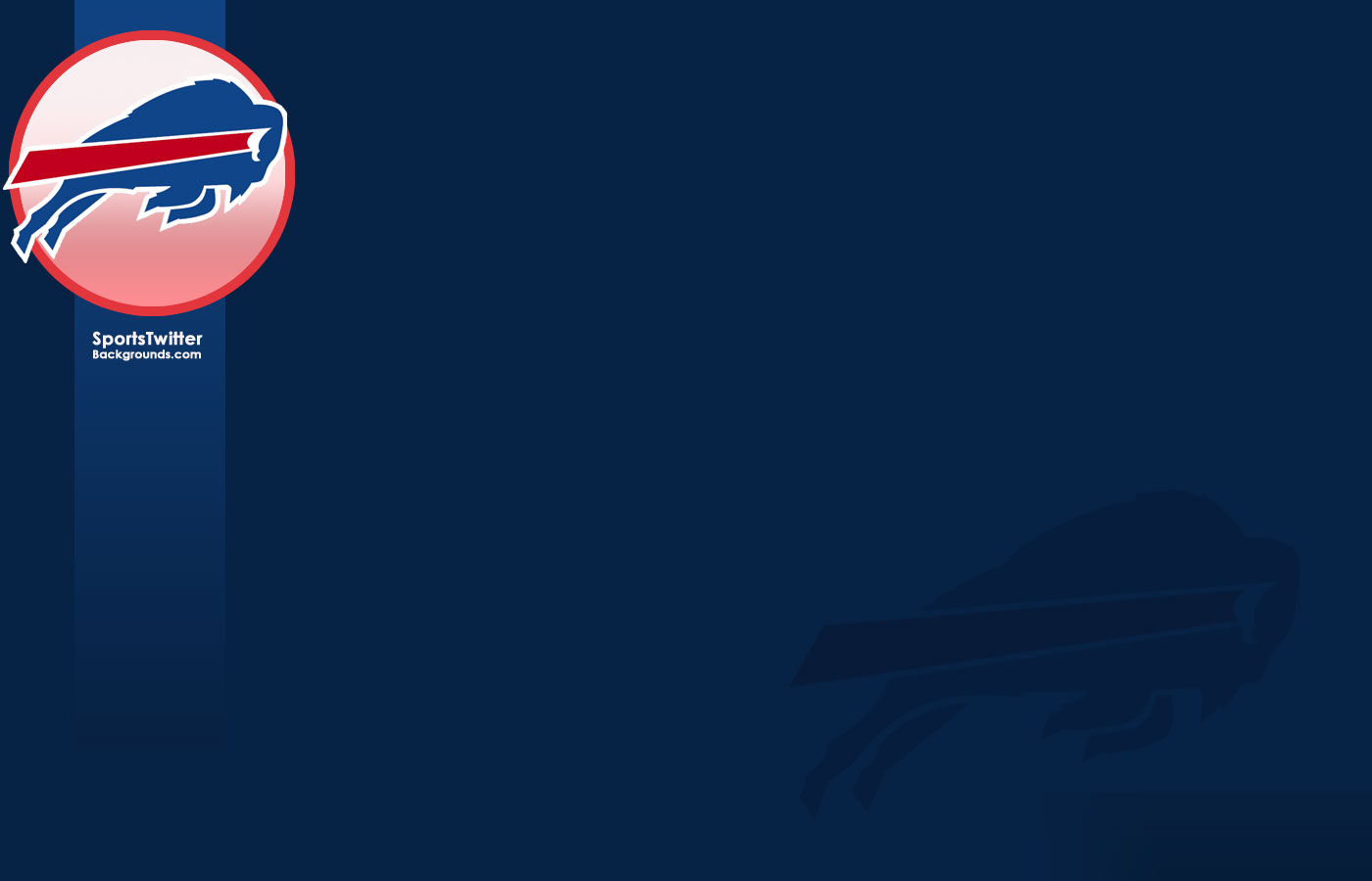 Buffalo Bills HD background Buffalo Bills wallpapers 1400x900