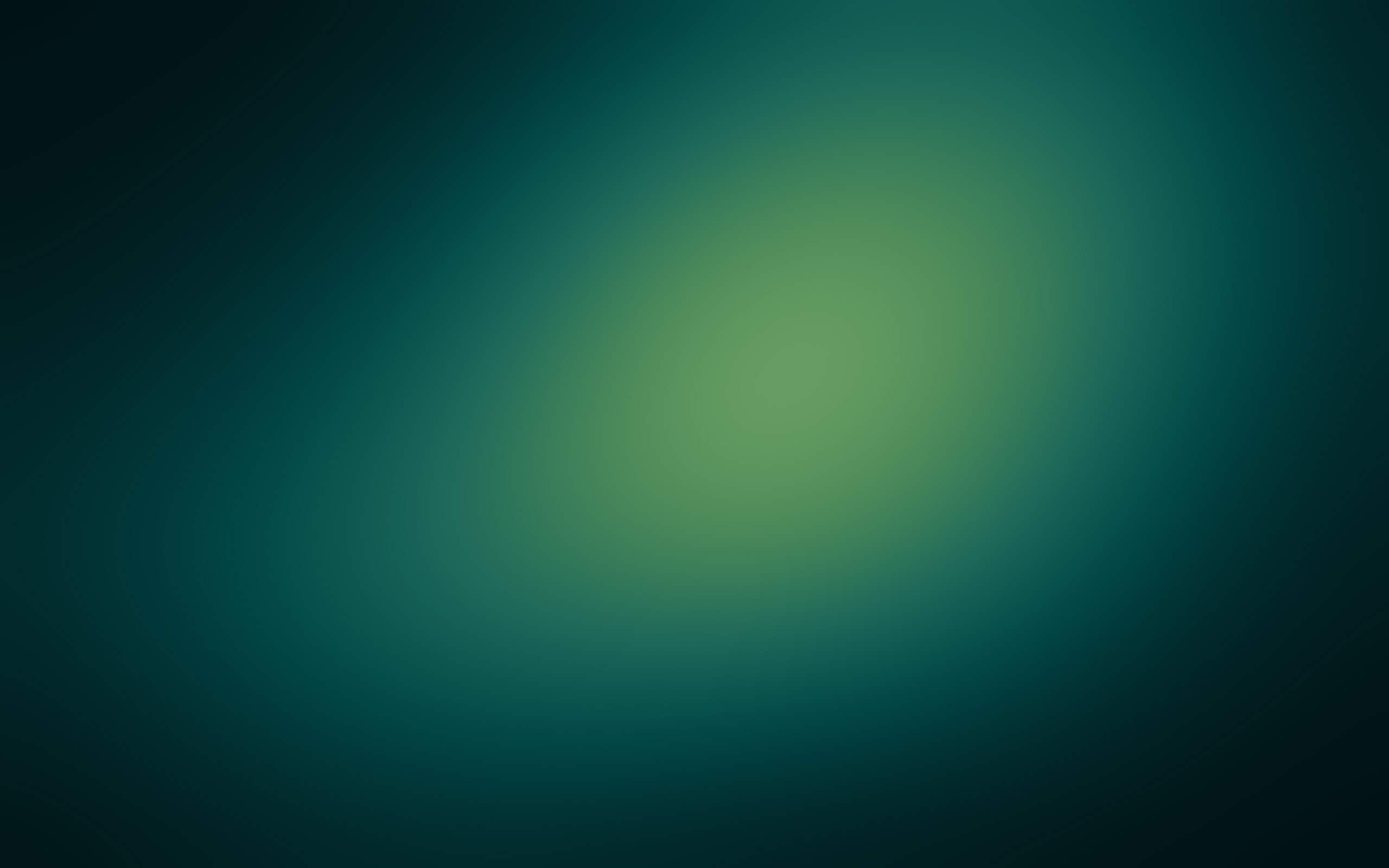 Central Part Light Green the Four Edges Dark Green Green Can be 2560x1600