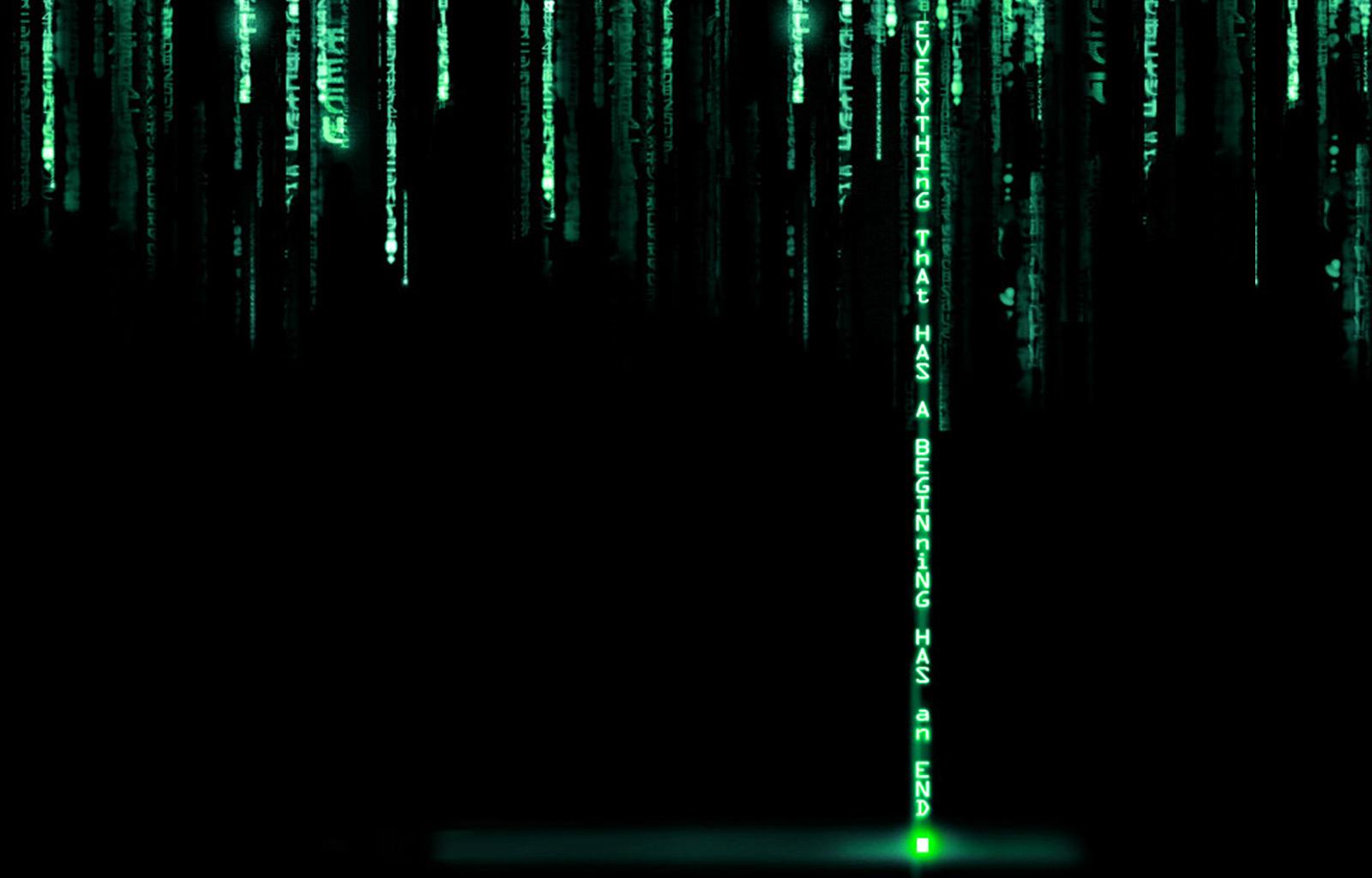 Matrix Code Wallpaper 1600x1024 Matrix Code 1600x1024
