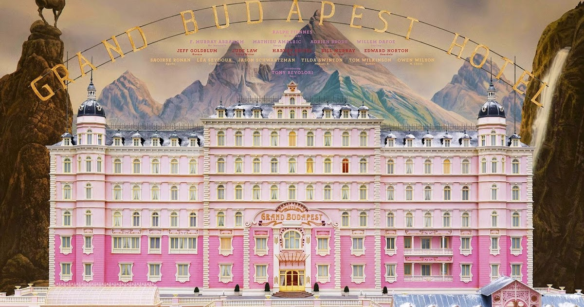 The Grand Budapest Hotel Movie Wallpapers   Grand Budapest Hotel 1200x630