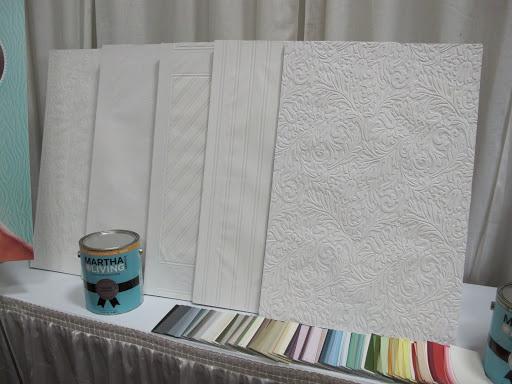 Martha Stewart Paintable Wallpaper 512x384