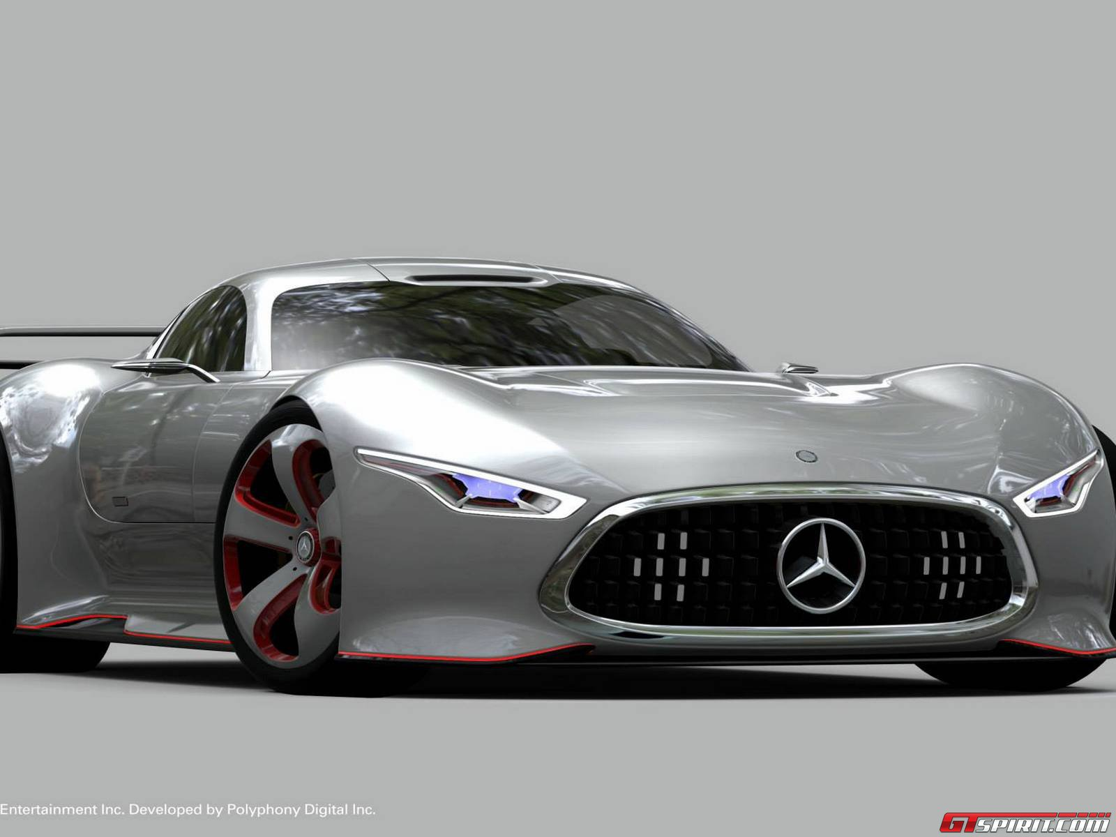 Mercedes Benz AMG Vision GT in Gran Turismo 6 1600x1200