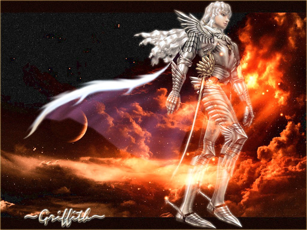 Griffith Wallpaper by LadyMusashi 1024x768