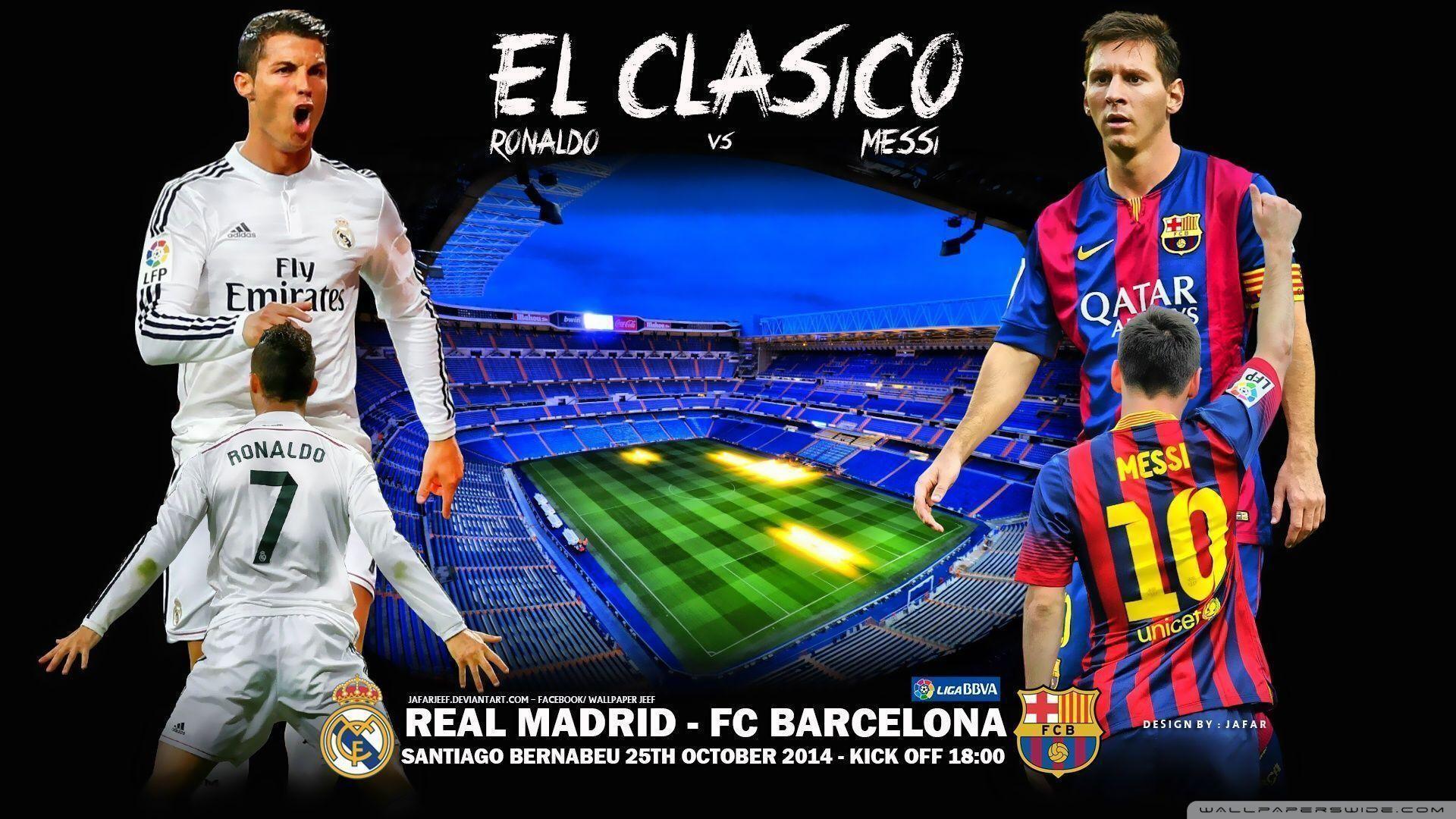 Cristiano Ronaldo vs Lionel Messi 2018 Wallpaper 70 images 1920x1080